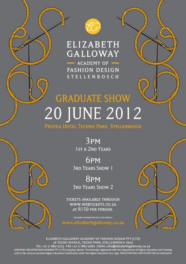 Elizabeth Galloway Academy of Fashion Design