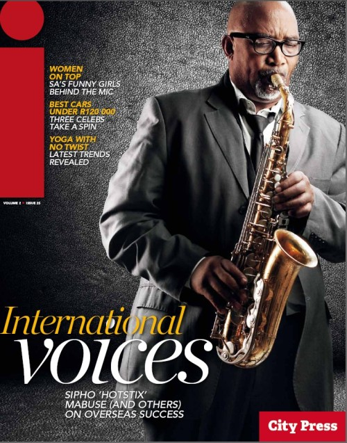 City Press Magazine Sunday 8 July 2012