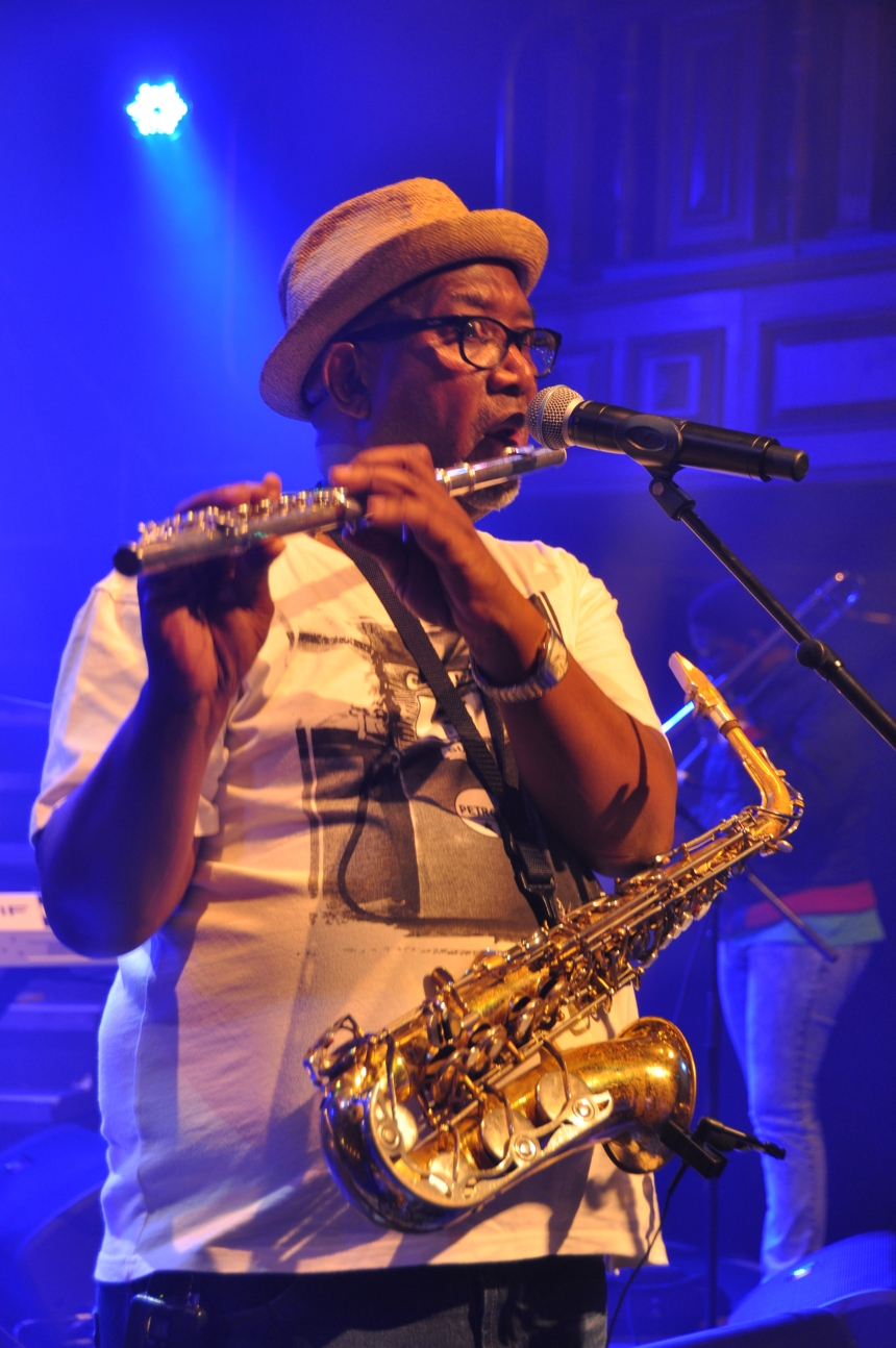 "Triple M Entertainment has successfully secured Sipho ""Hotstix"" Mabuse and special guests to perform at Kirstenbosch on Sunday 17th Feb 2013"
