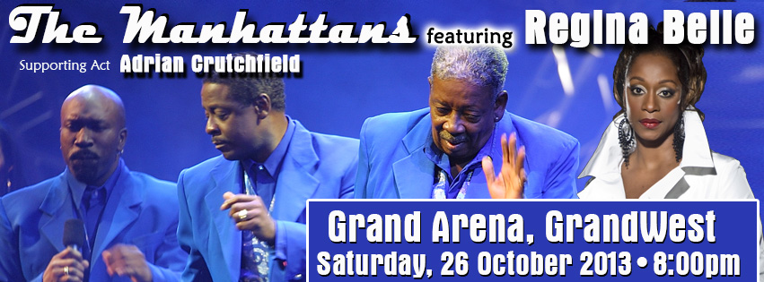 TheManhattans_featuring_ReginaBelle - Facebook Cover