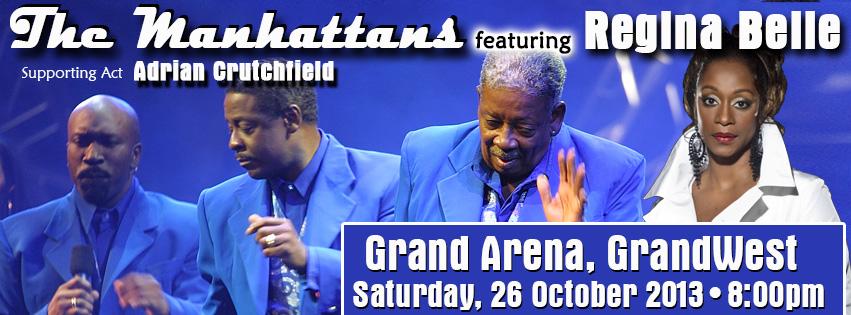 TheManhattans_featuring_ReginaBelle - Facebook Cover