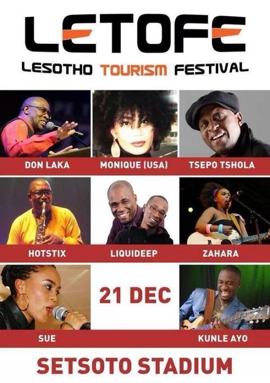 Lesotho Tourism Festival