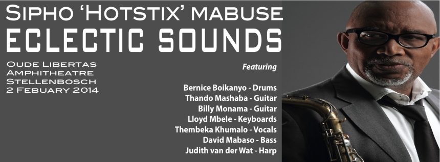 "Sipho ""Hotstix"" Mabuse Eclectic Sounds"