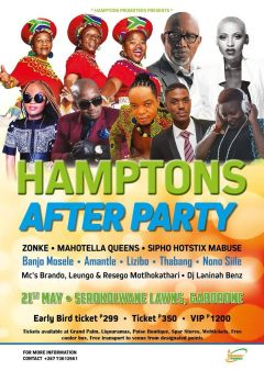 Hamptons After Party