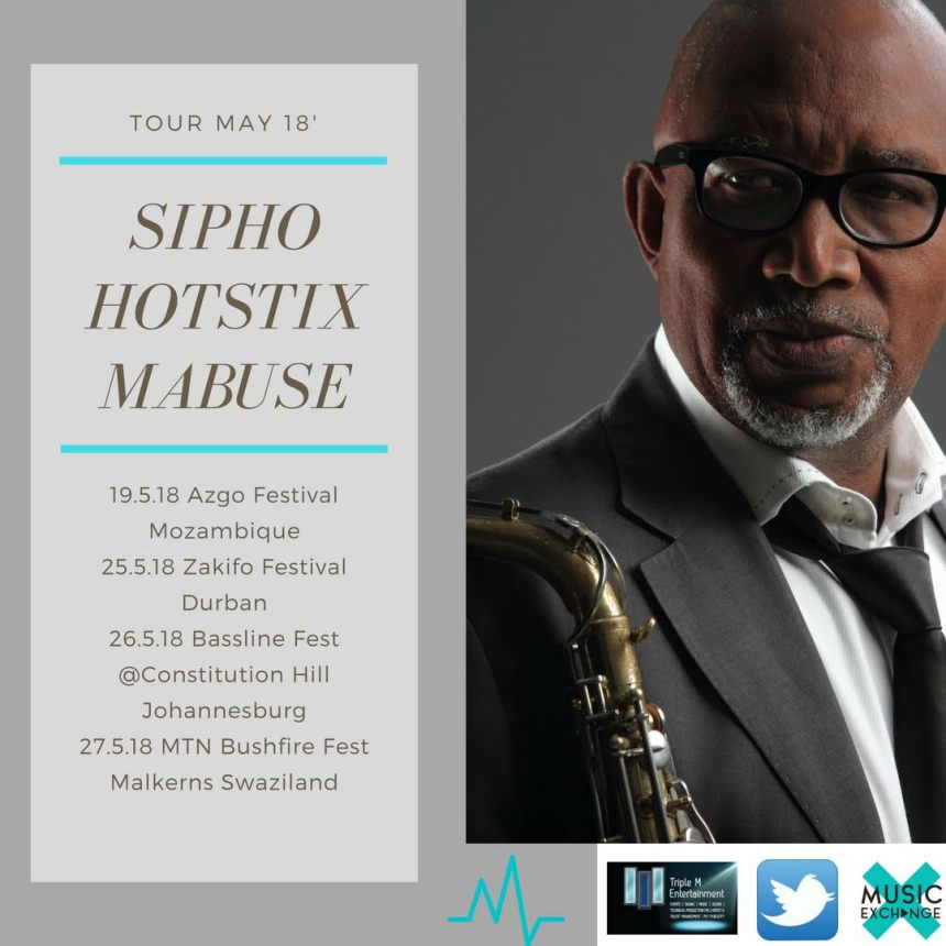 Hotstix Tour May 2018